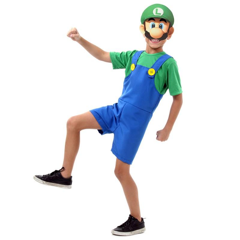 Luigi • Super Mario • P
