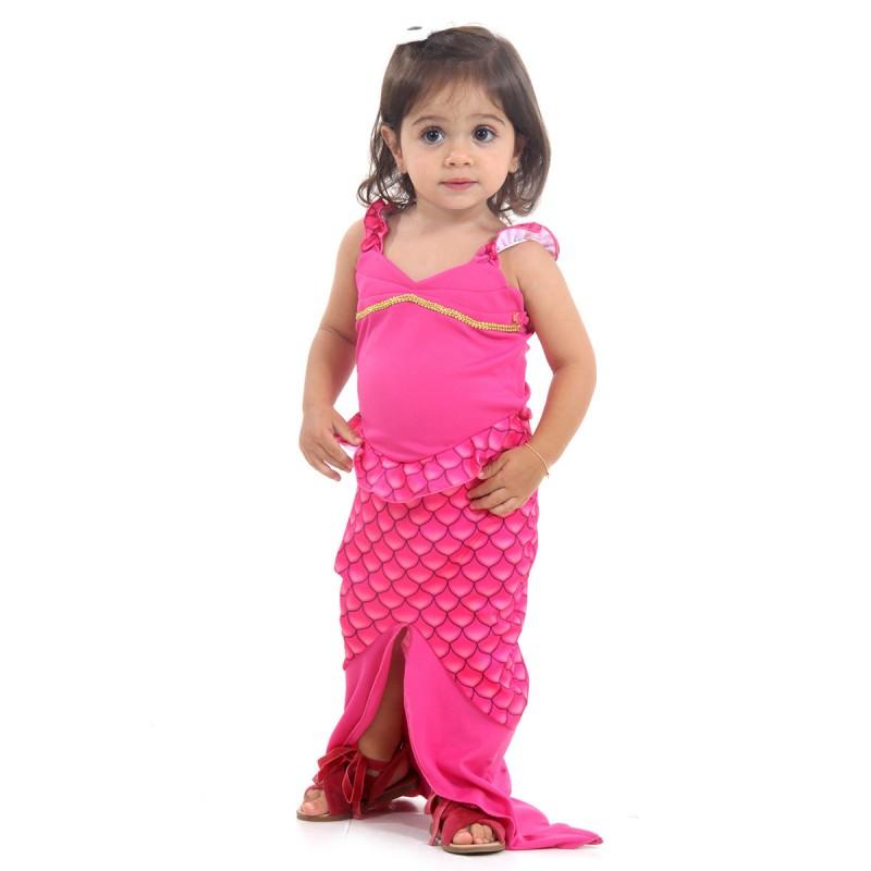 Sereia Baby • Vestido • P