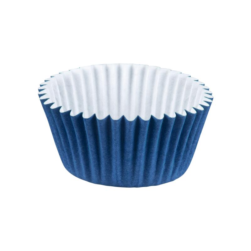 Forminha de Papel Azul Royal Nº4 100Un - Regina