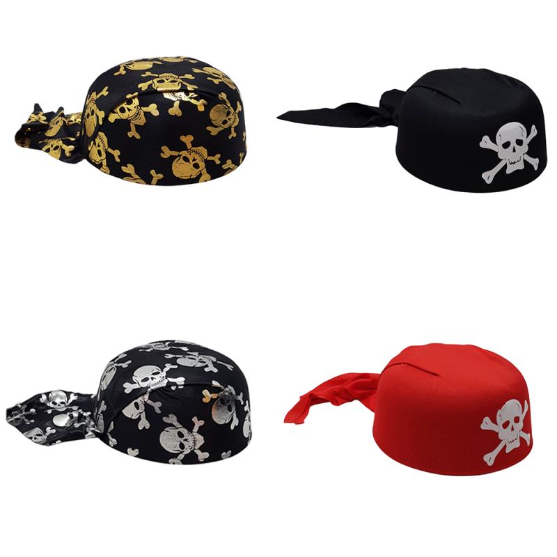 Chapéu de Pirata • Sortidos • 1Un • Halloween