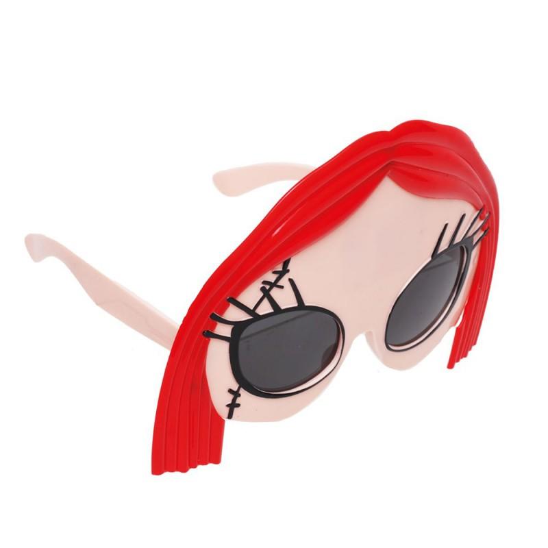 Óculos Boneca Frankstein • 1 Un • Halloween   Cromus