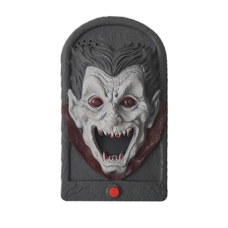 Campainha Vampiro Led • Halloween