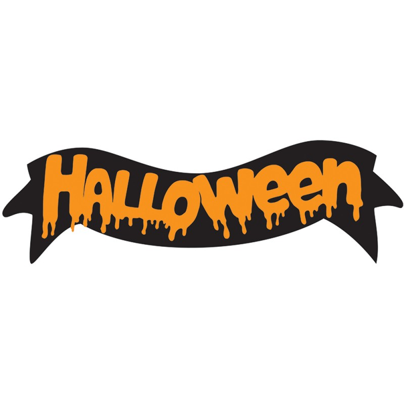 Faixa Decorativa • Halloween • EVA • 1 Un • Grintoy