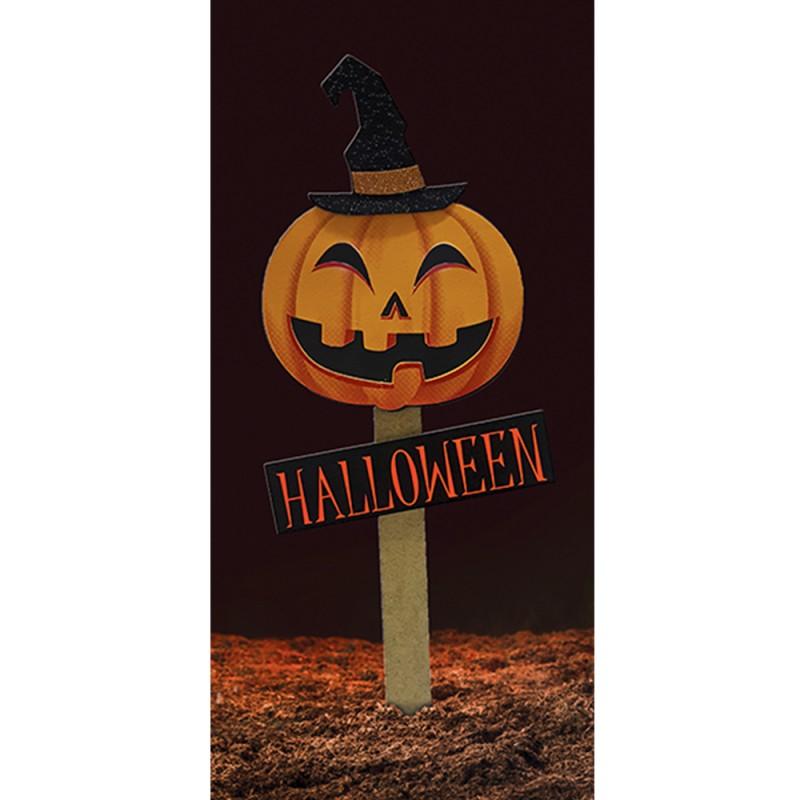 Placa Jardim • Halloween • EVA • 1 Un • Grintoy