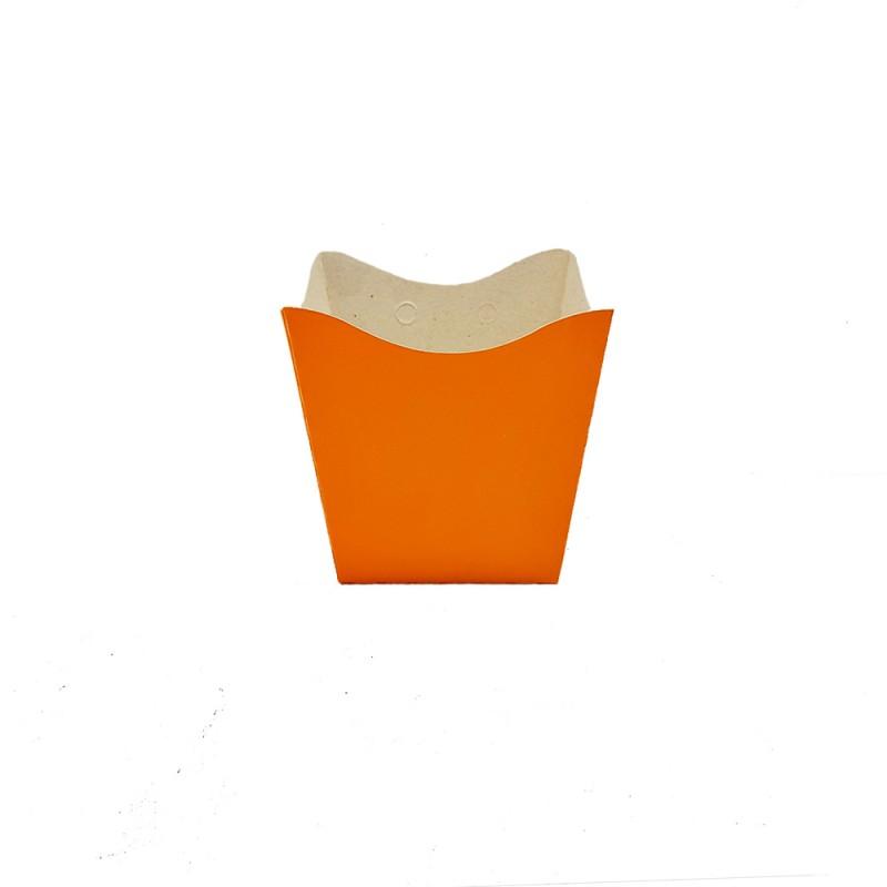 Cachepot Pequeno • Laranja • Liso • 10 un