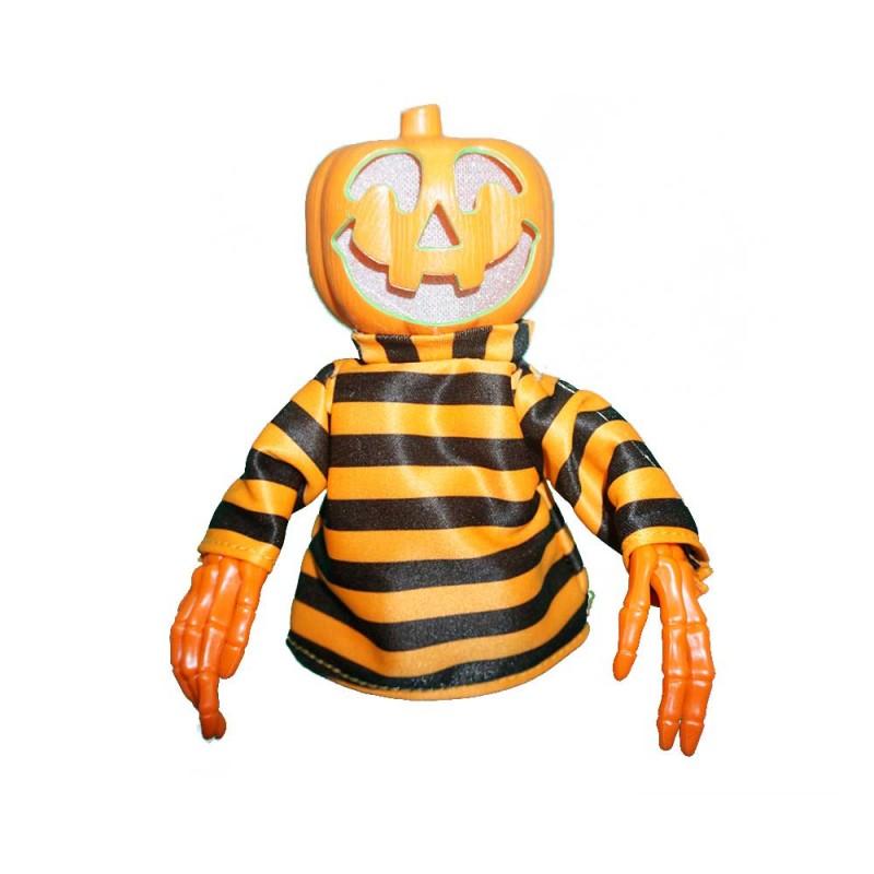 Abóbora Chattermunk • Eletrônico • Halloween
