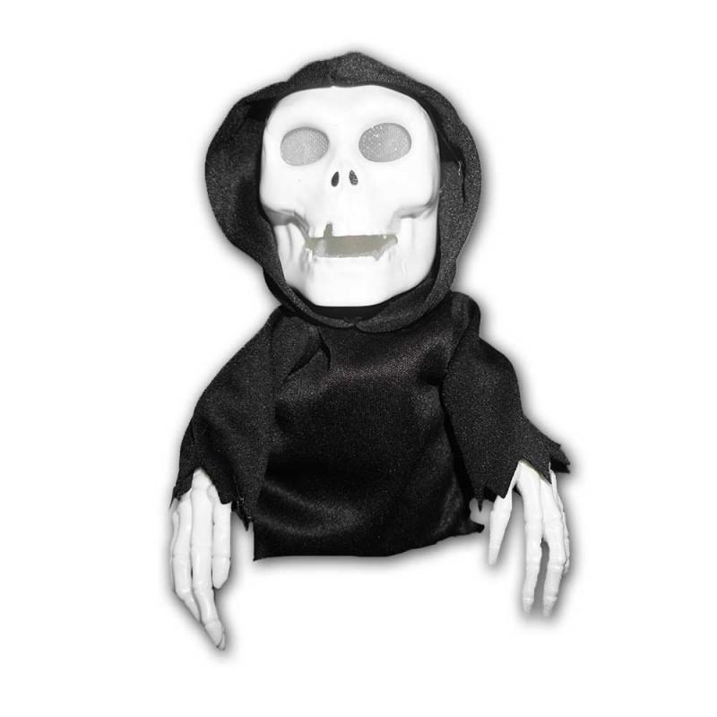 Caveira Chattermunk • Eletrônico • Halloween