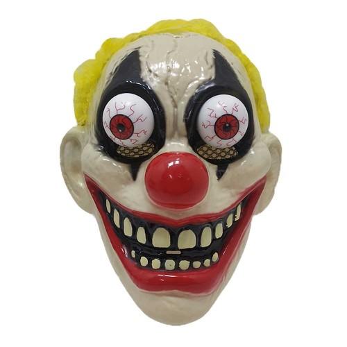 Máscara Palhaço Loiro • Led • Halloween