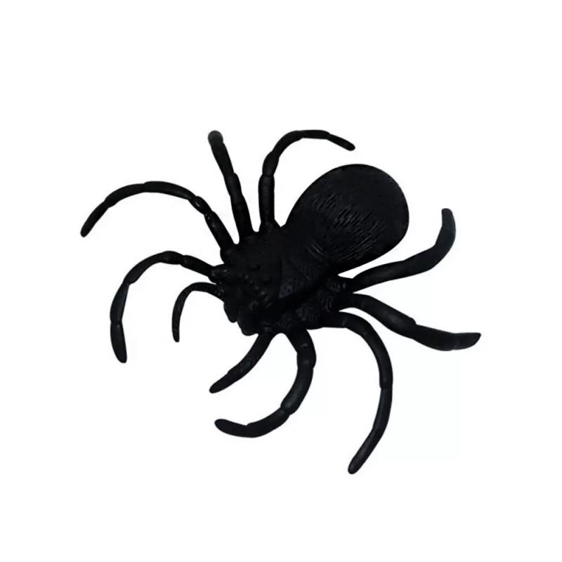 Aranha de Borracha Halloween - 1Un - Brasilflex