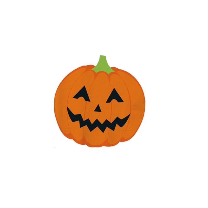 Guardanapo• 20un • Abóbora • Halloween • Cromus