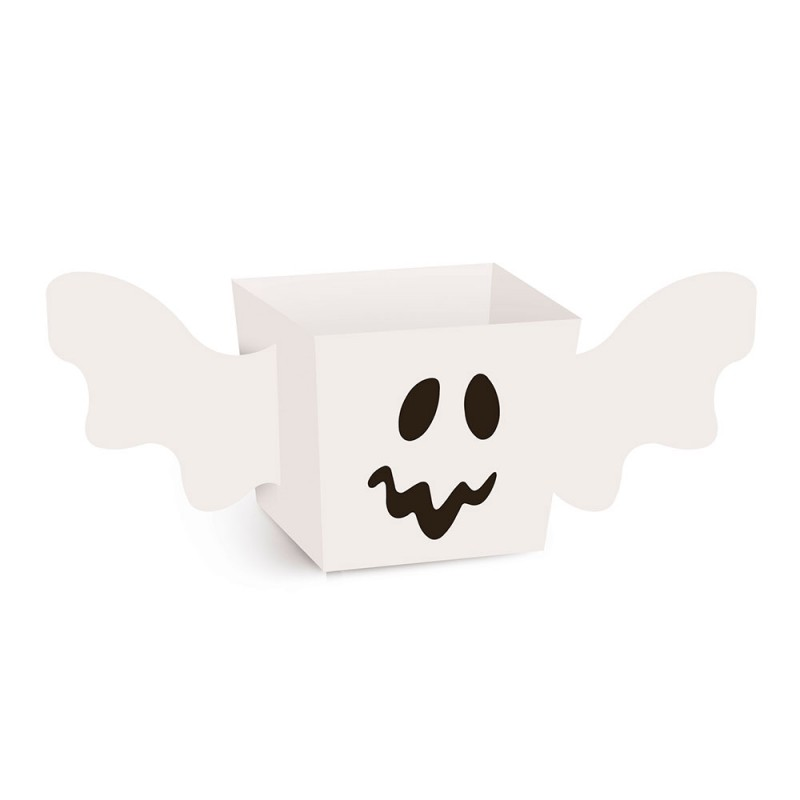 Cachepot Fantasma • 08un• Halloween • Cromus