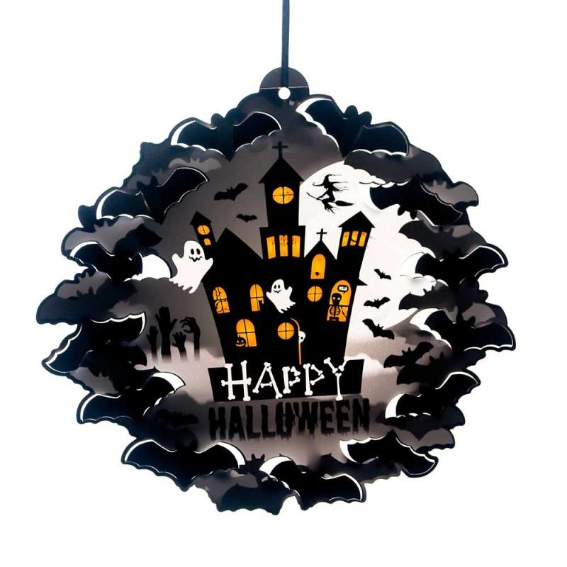 Placa Decorativa• Para Porta • 1 Un • Halloween