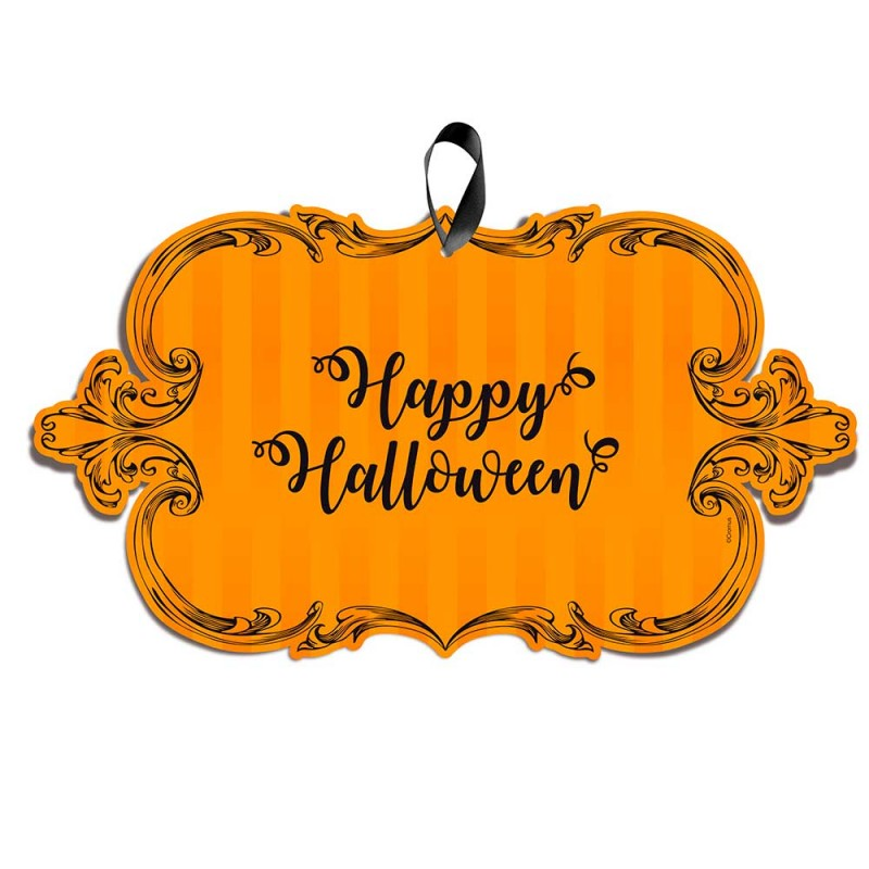 Placa para Portas • Halloween • Cromus