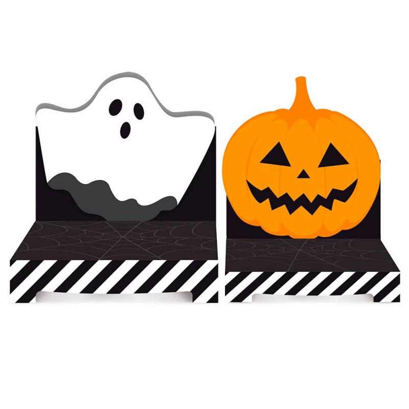 Kit Suporte para Doces • Halloween • CROMUS
