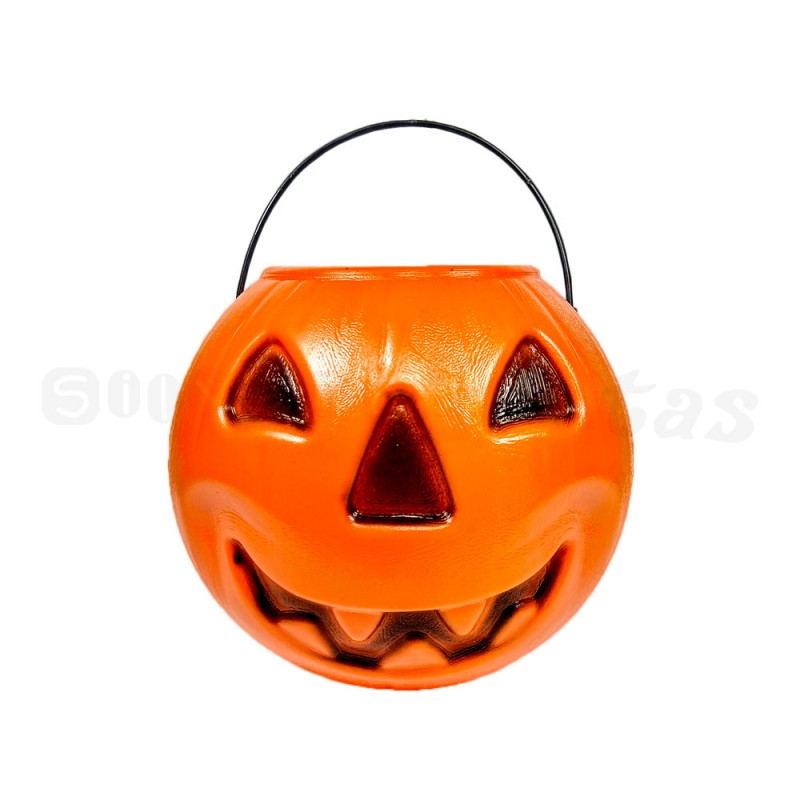 Balde de Abóbora • Halloween