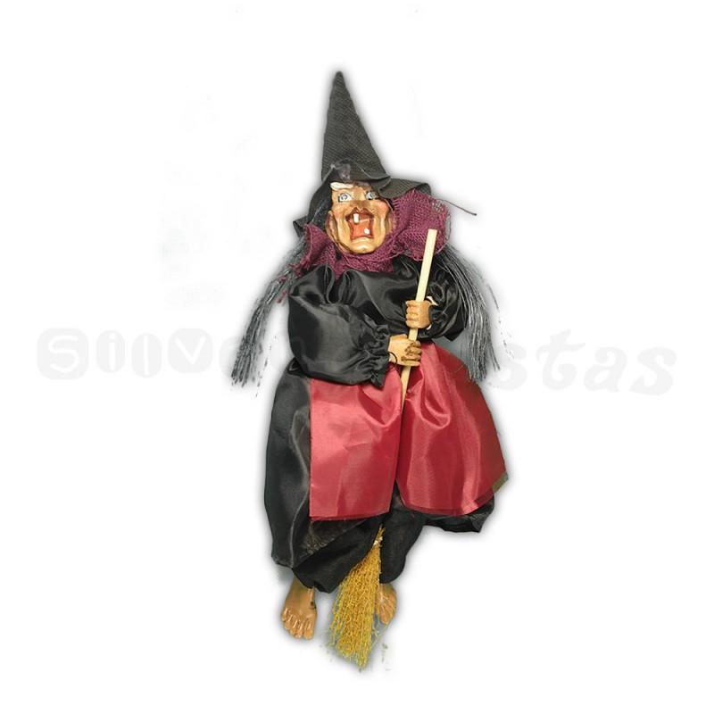 Boneca Bruxa • Eletrônica • Halloween