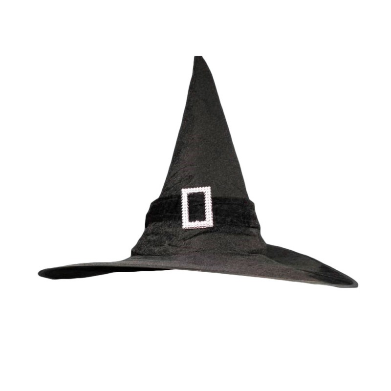 Chapéu de Bruxa • Halloween