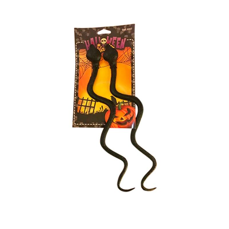 Cobras Falsas • Halloween