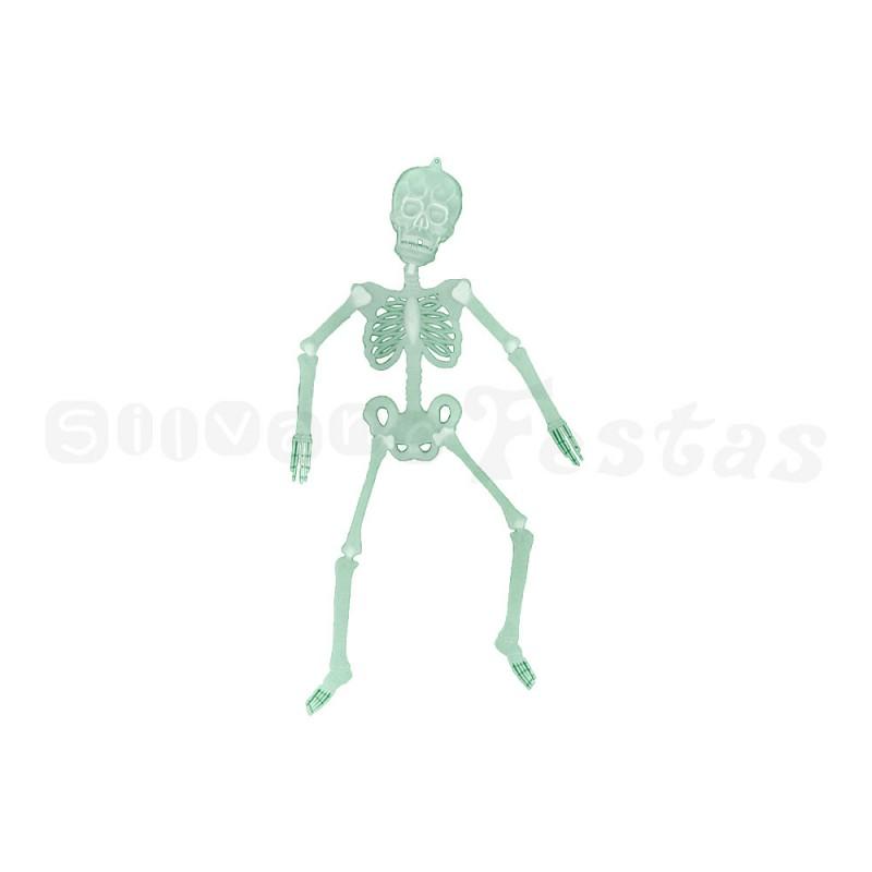 Enfeite de Esqueleto • Halloween
