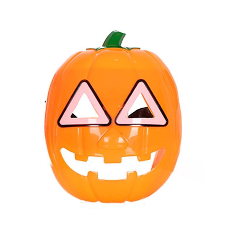 Máscara Abóbora • Halloween