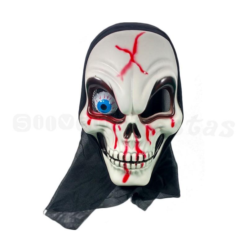 Máscara • Caveira Sangrenta  • Halloween