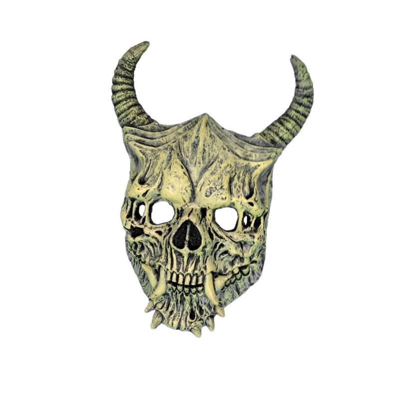 Máscara Crânio • Demônio • Halloween