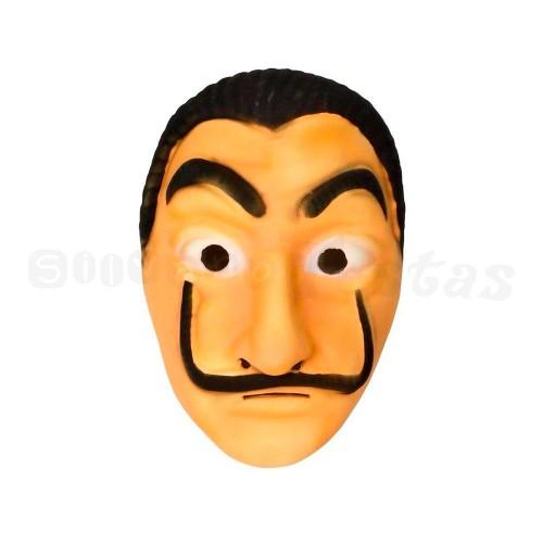 Máscara La Casa de Papel • Halloween