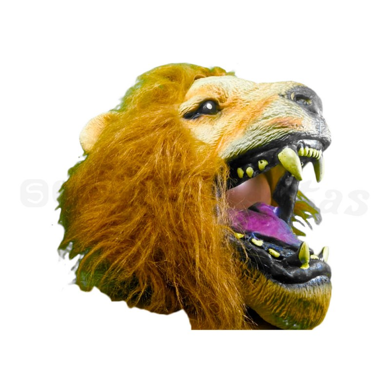 Máscara • Leão