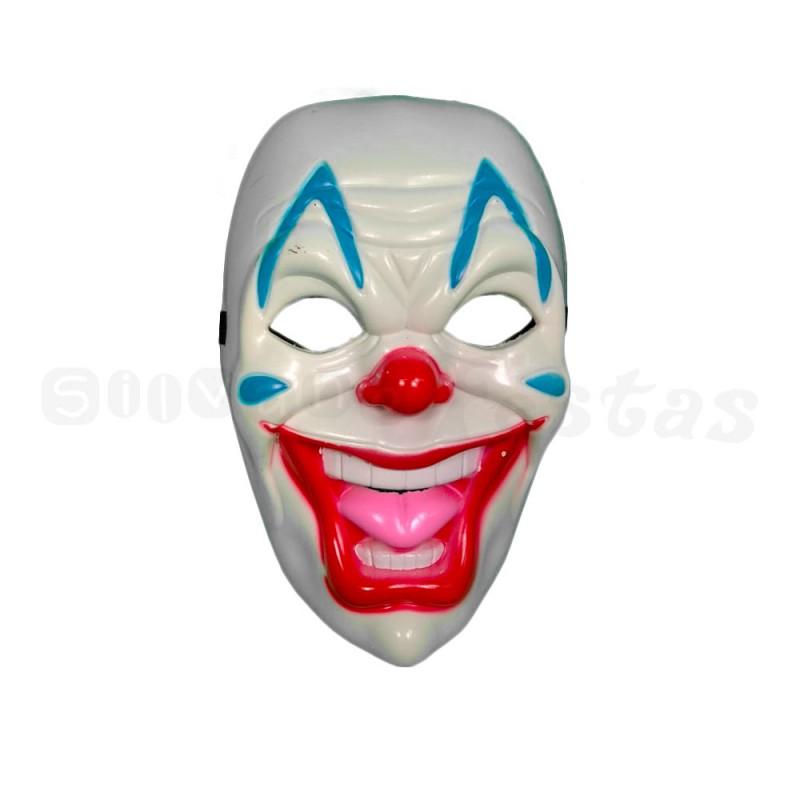 Máscara de Palhaço • Halloween