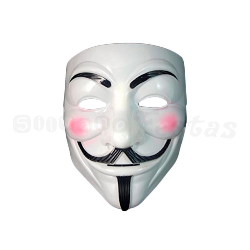 Máscara V de Vingança • Halloween