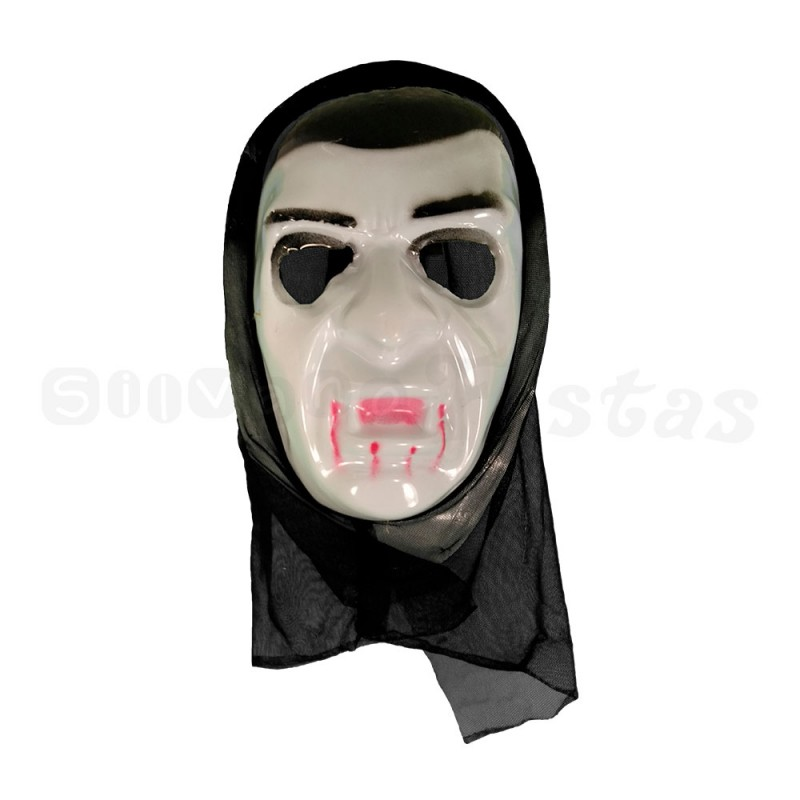 Máscara Vampiro Assustador • Halloween