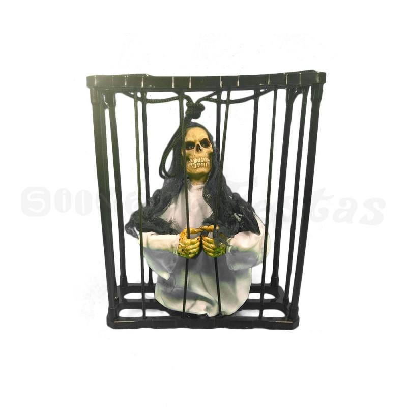 Esqueleto Preso • Eletrônico•Halloween