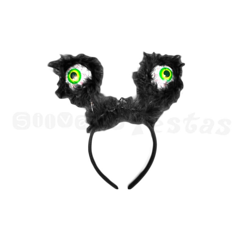 Tiara com Olhos • Eletrônica • Halloween