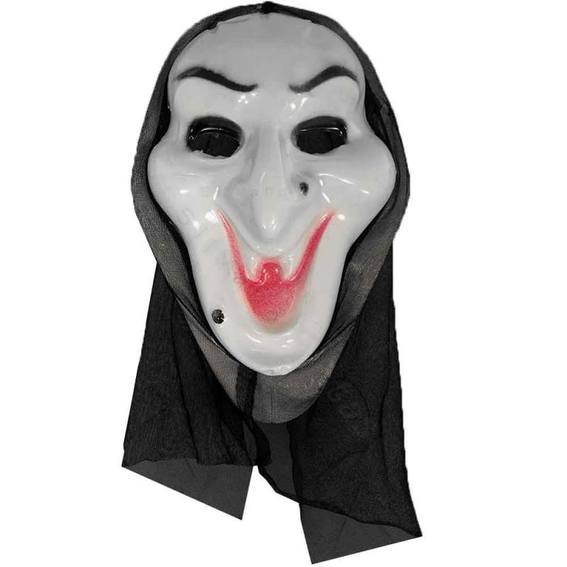 Máscara Bruxa • Halloween