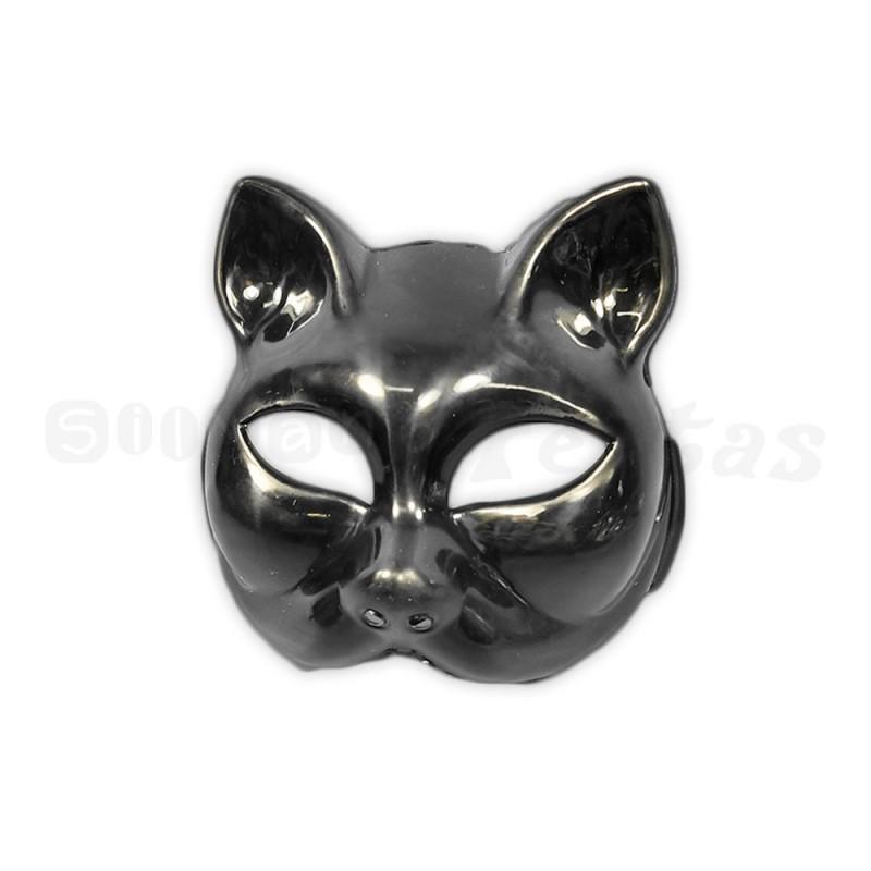 Máscara Gato • Halloween • 1Un