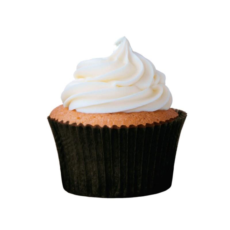 Forminha para Cupcakes • Preta • 45un • Mago