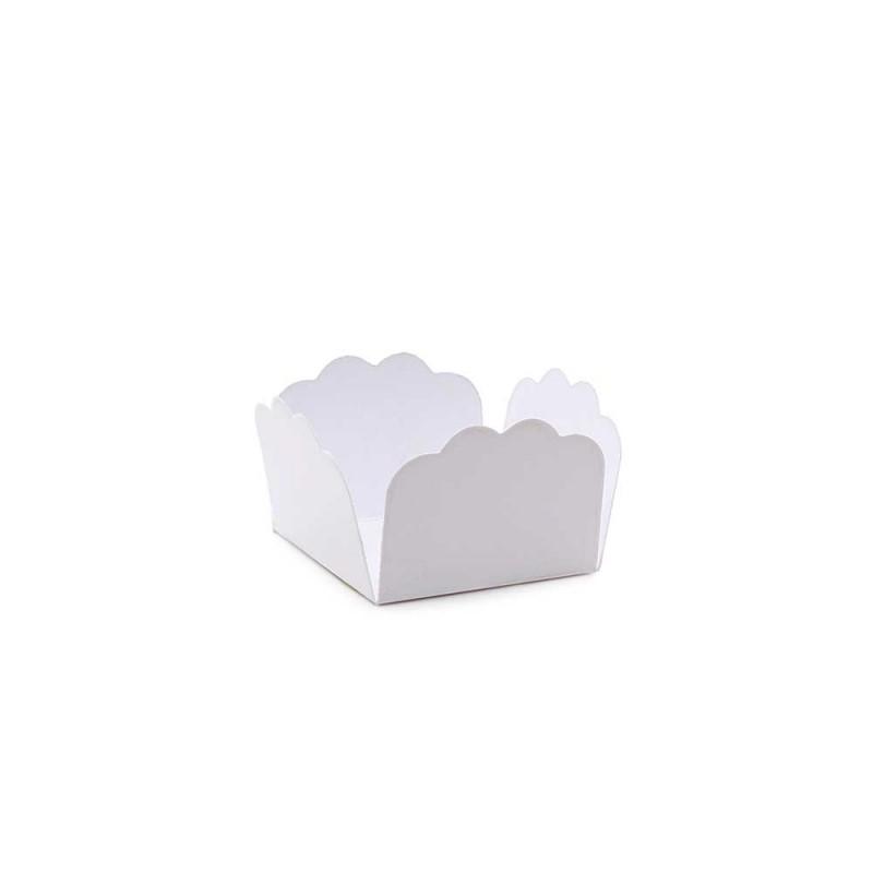 Forminha para doces• Branca • 50un.• CROMUS