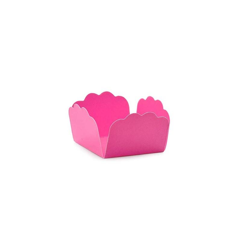 Forminha para doces• Rosa • 50un• CROMUS
