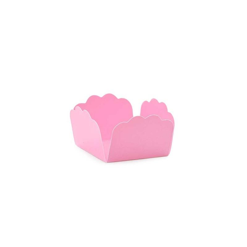 Forminha para doces• Rosa Claro• 50un.• CROMUS