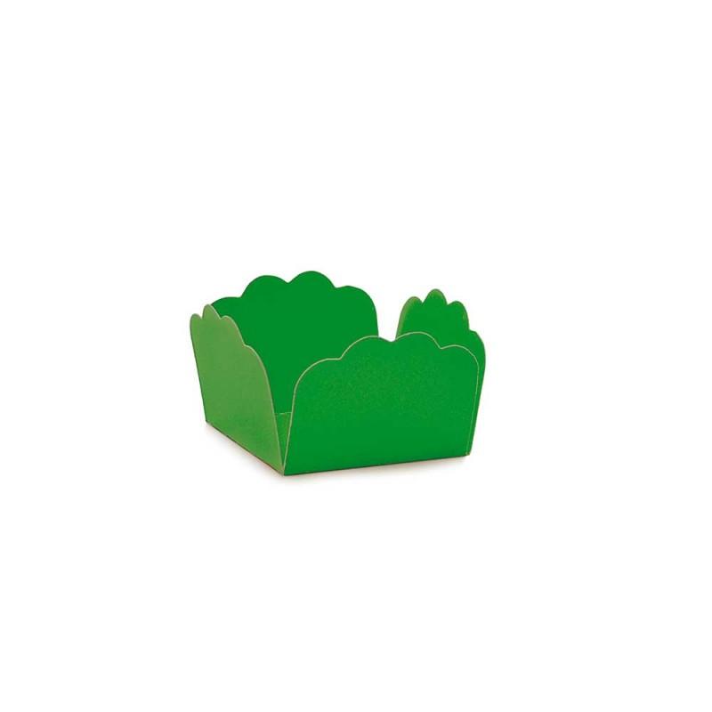 Forminha para doces• Verde • 50un • CROMUS