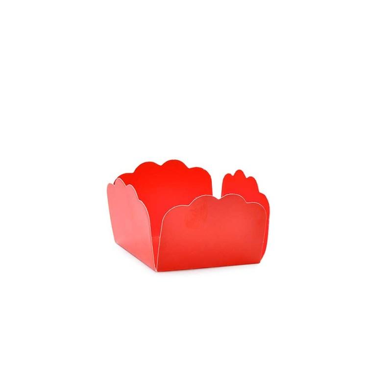 Forminha para doces• Vermelho• 50un • CROMUS