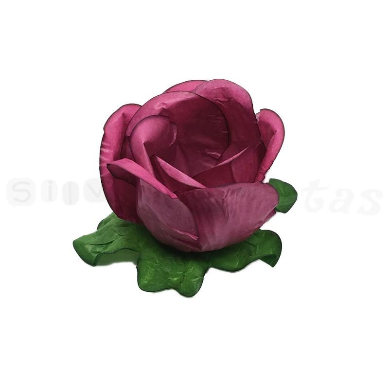 Forminha para doces • 40un.• Rose • Decora Doces