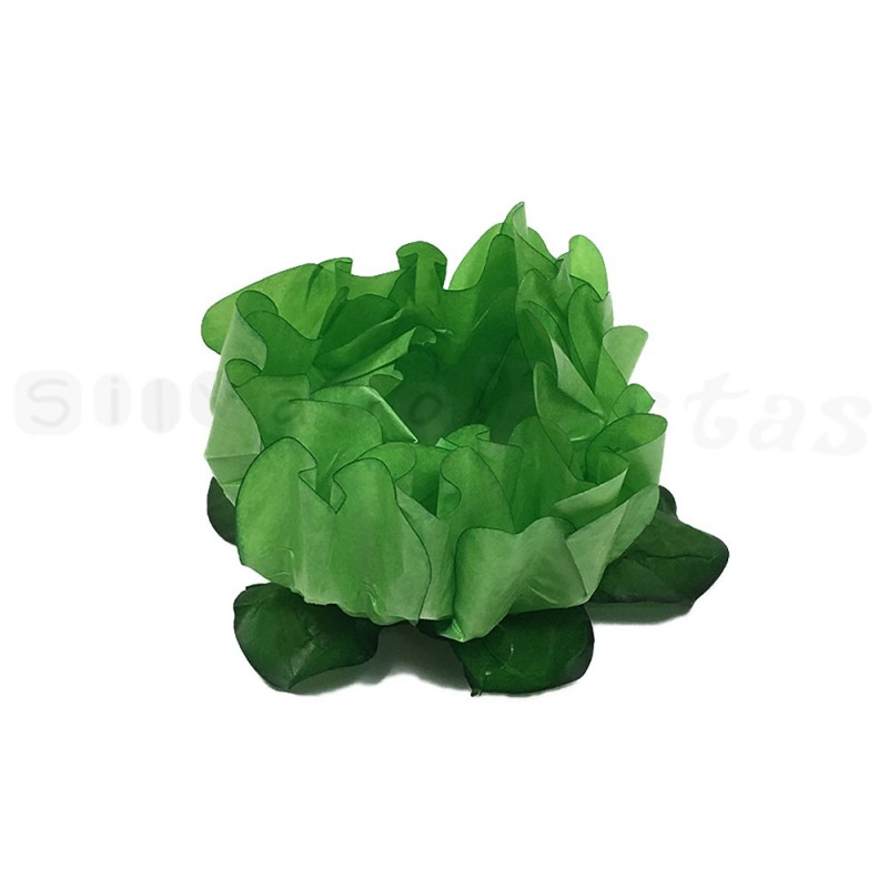 Forminha para doces • 40un.• Verde Claro • Decora Doces