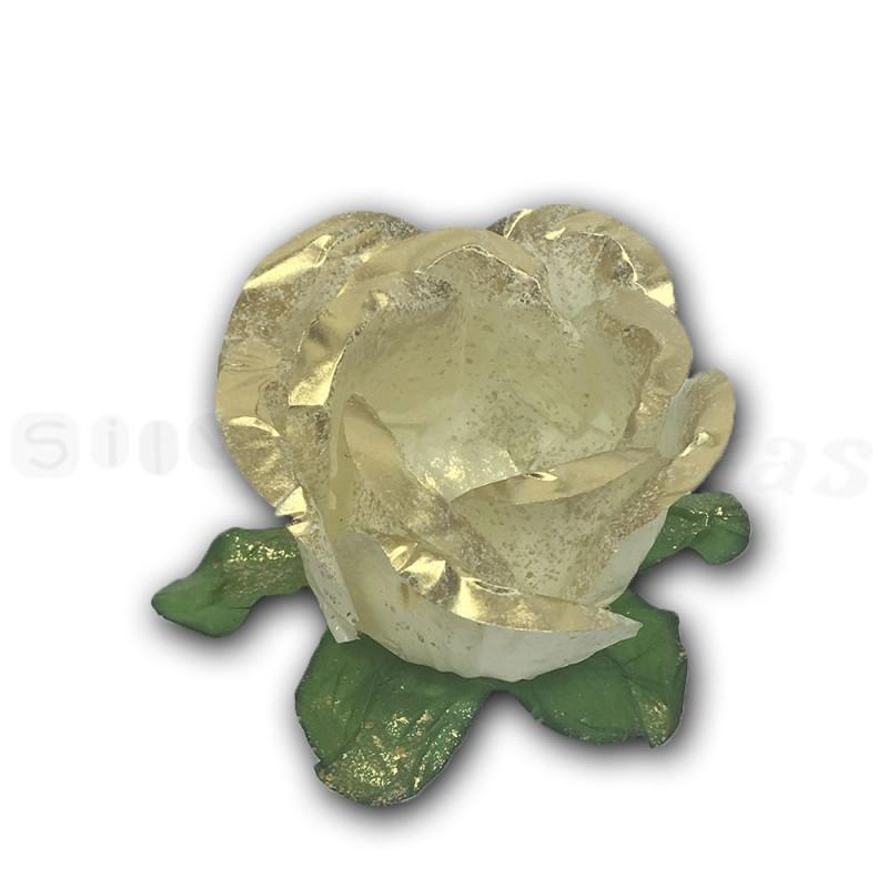Forminha para doces • 40un• Dourado • Decora Doces