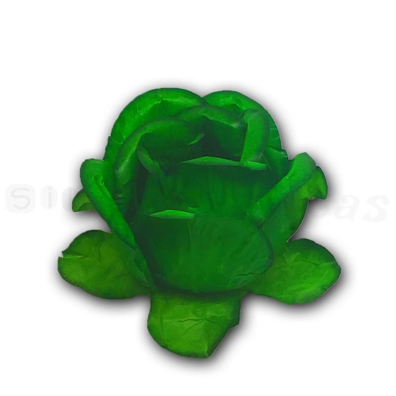 Forminha para doces • 40un• Verde Escuro • Decora Doces