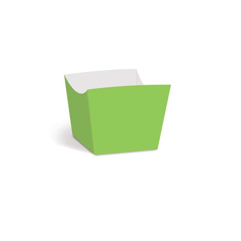 Forminha para doces• Mini • Lisa Verde • 36un • CROMUS