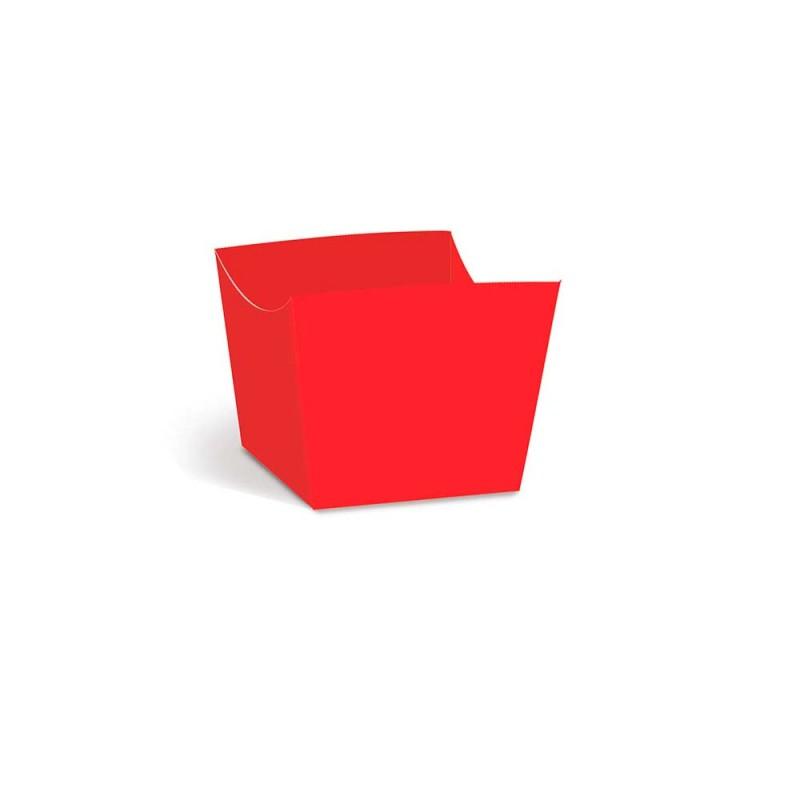 Forminha para Doces• Vermelho• 24un.• CROMUS