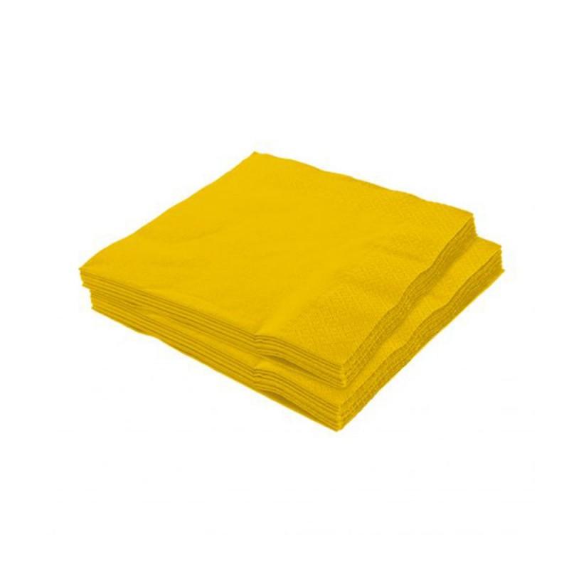 Guardanapo • 20un • Amarelo • É Festa