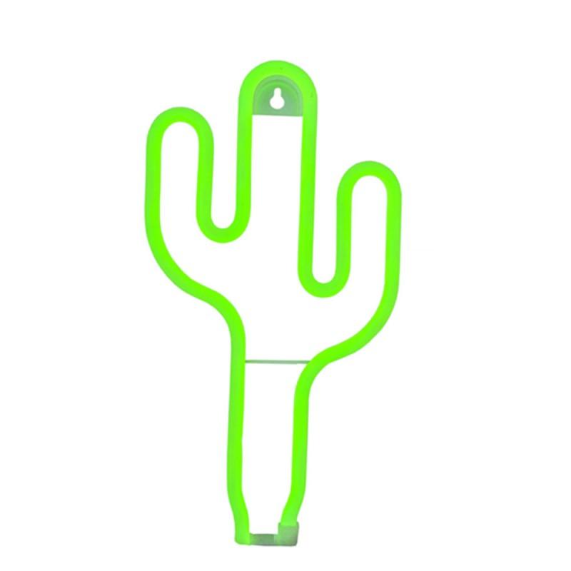 Luminária de Cactus