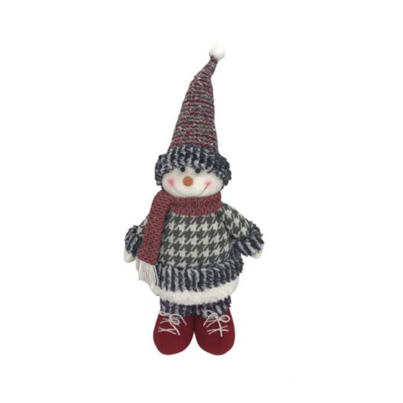 Boneco de Neve • Agasalhado • Natal